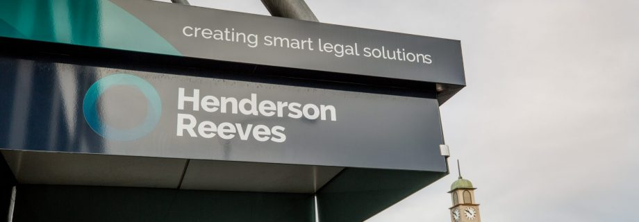 Henderson Reeves Connell Rishworth Lawyers